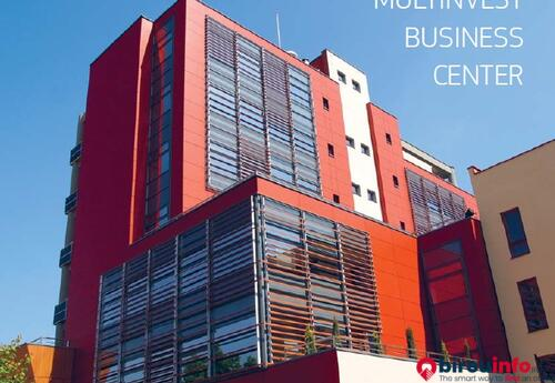 Birouri de închiriat în Multinvest Business Center