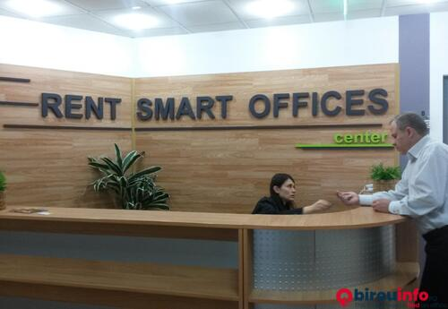 Birouri de închiriat în Rent Smart Offices