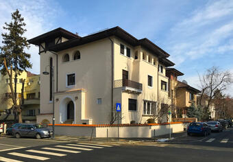 Pangratti 12 - 2nd Floor + Attic – To Lease/For Sale